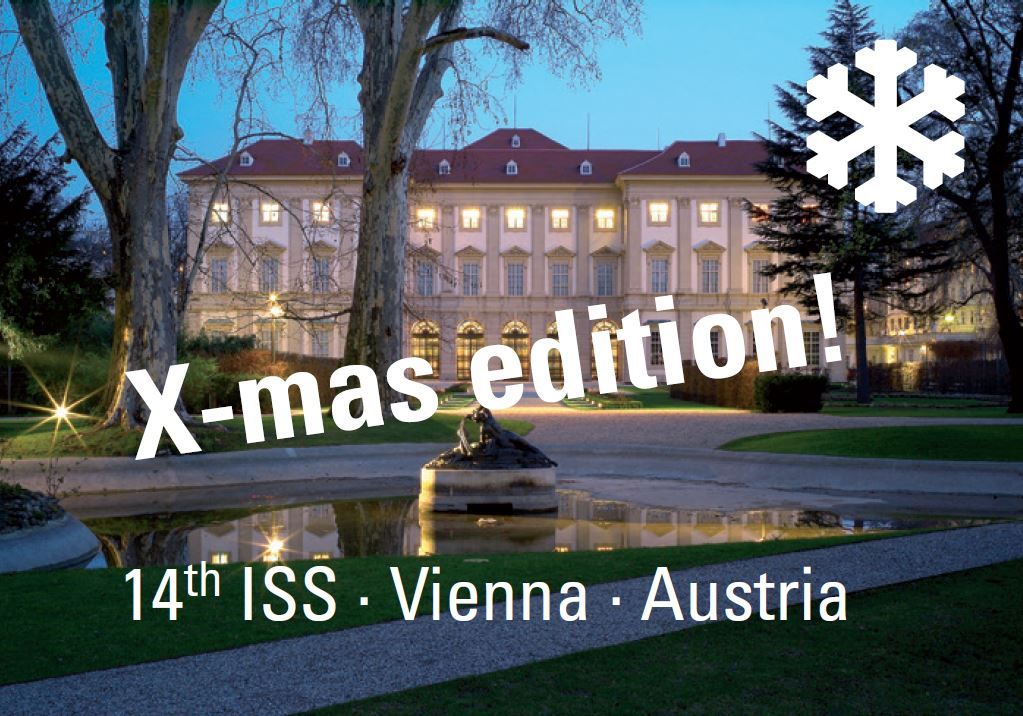 ISS 2016 in Vienna