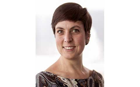Arianna Schoess, neues Mitglied der Geschäftsführung von Heidelberg Engineering GmbH.
