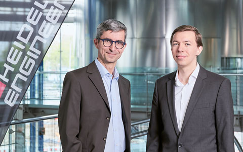 Dr. Tilman Otto (left) has taken on the role of Head of Technology Management for Ophthalmic Devices and Dr. Christian Odaker (right) has joined as Head of Research and Development.