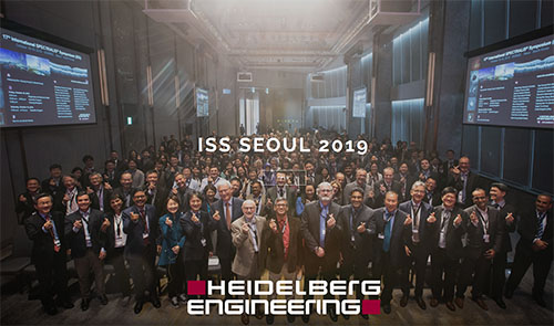 ISS 2019 Picture Gallery