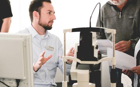 SPECTRALIS Ärzte Kurs - Retina