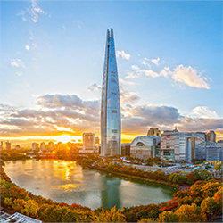 ISS 2019 venue: SIGNIEL Tower Seoul, South Korea