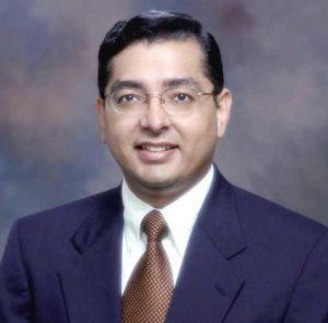 Sanjay Asrani, Professor of Ophthalmology and Clinical Director of the Duke Eye Centre
