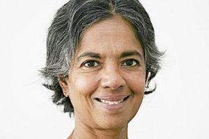 Professor Usha Chakravarthy, Queen's University, Belfast