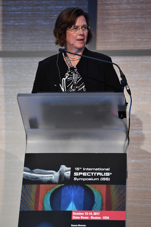 Dr. Joan Miller ISS 2017