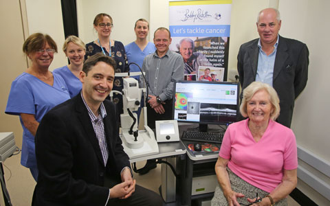 SPECTRALIS leading role in cancer care