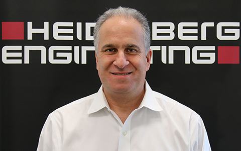 Ram Liebenthal General Manager Heidelberg Engineering Inc.