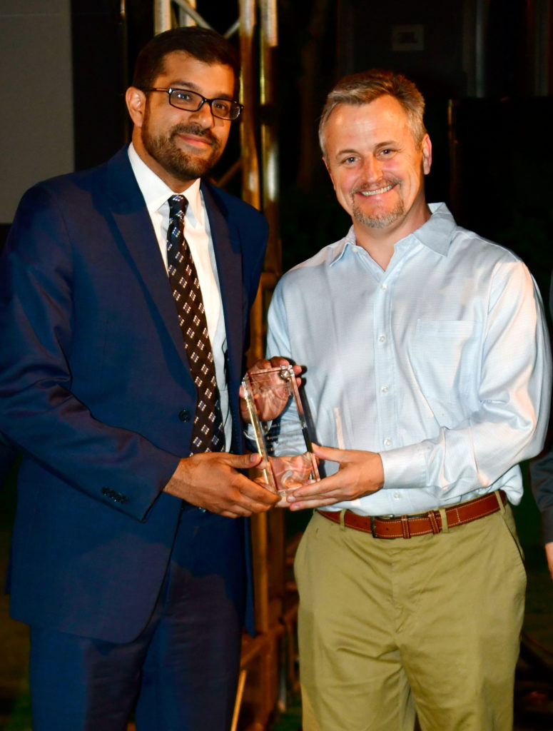 Dr. Osamah Saeedi receives Heidelberg Engineering 2018 Xtreme Research Award